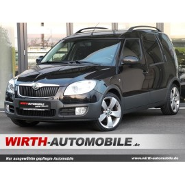 Skoda Roomster Scout, PDC, SZH, Klima