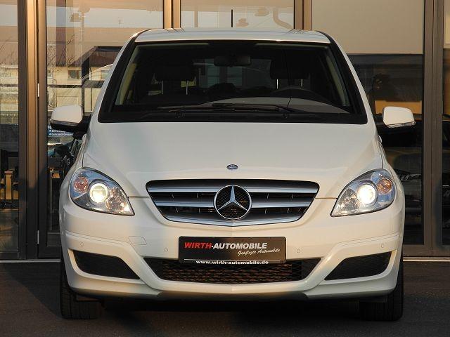 mercedes-benz b 180 cdi dpf 1.hand automatik pdc - wirth-automobile