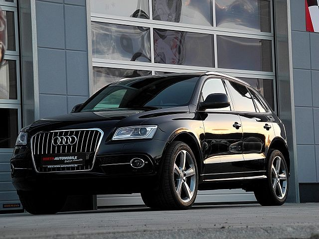 audi q5 3 0 tfsi quattro tiptronic s line vollausstattung wirth automobile. Black Bedroom Furniture Sets. Home Design Ideas
