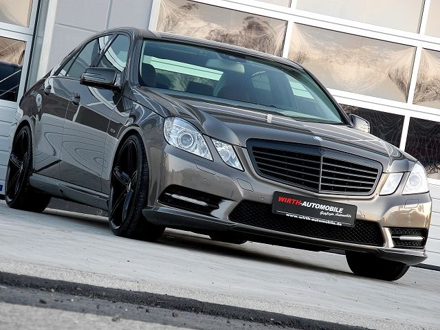 Mercedes-Benz E 200 CDI BlueEfficiency, AMG-Paket, Individual