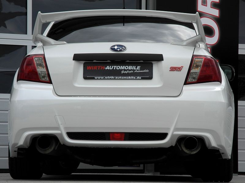 Subaru Impreza WRX STI, SI-Drive, K-Go, Carbon, AGA..