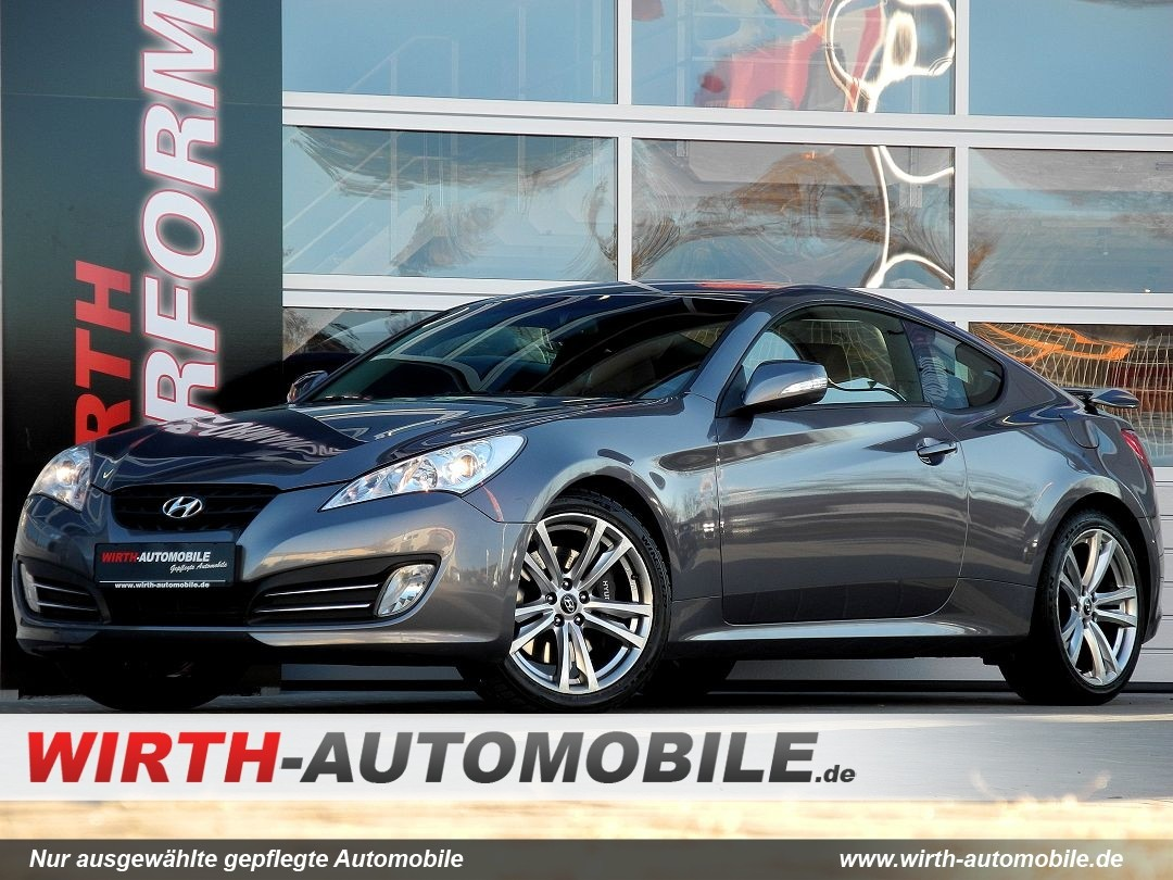 Hyundai Genesis Coupe 2.0 T, PDC, Sitzheizung, Tempomat