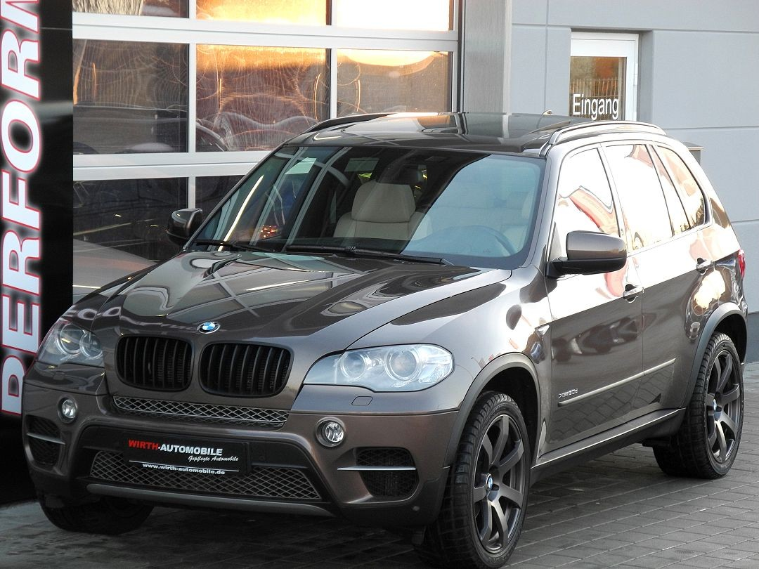 BMW X5 30Xd, Head-Up, Panorama, 7-Sitzer, VOLL
