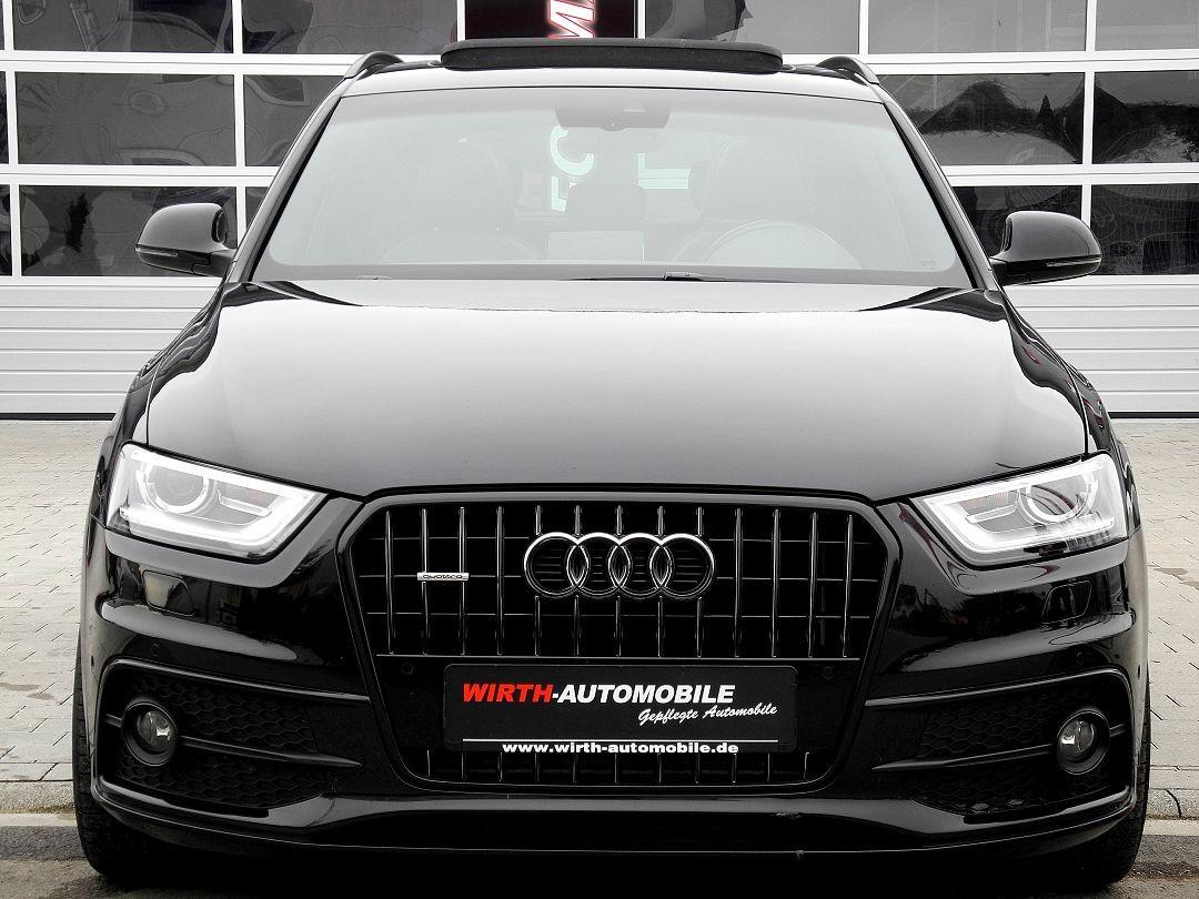 Audi Q3 2.0 TDI quattro, S Line, High Executive