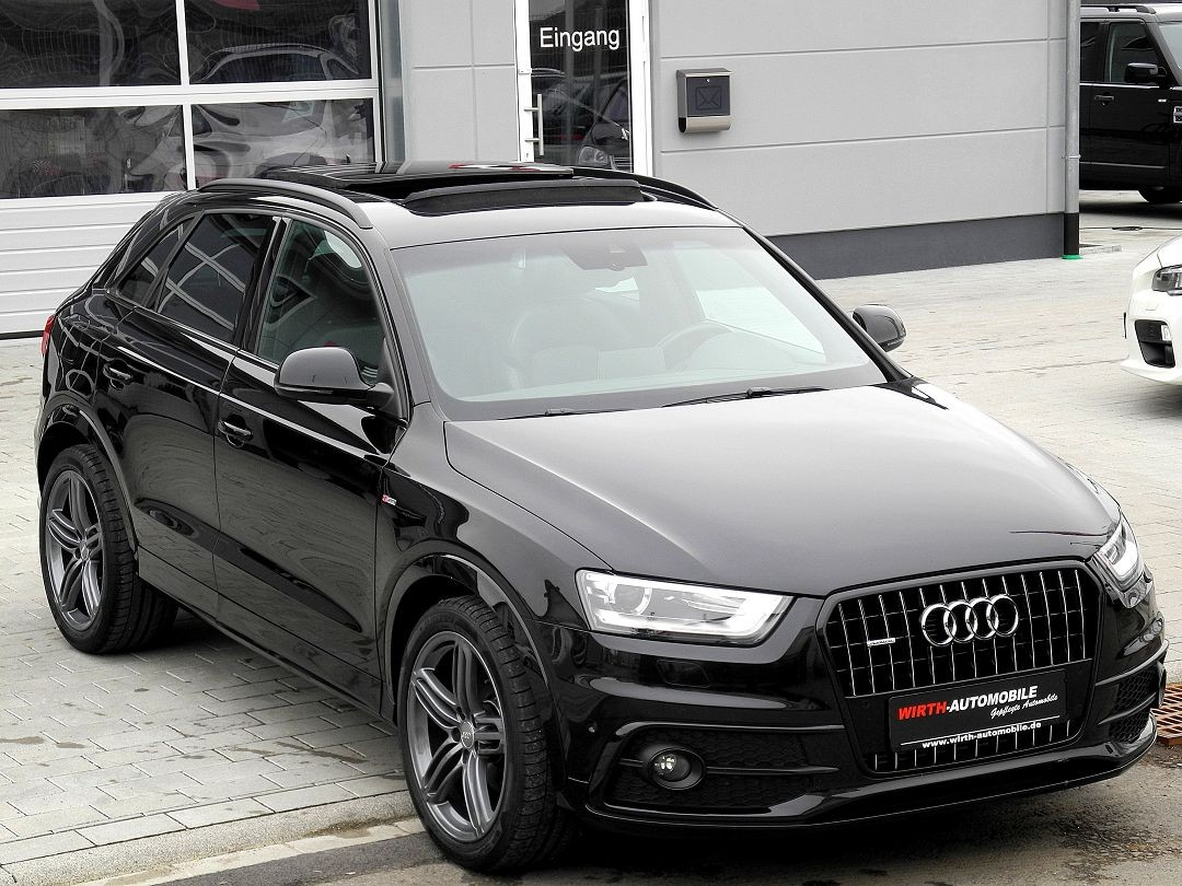 audi q3 2 0 tdi quattro s line high executive wirth. Black Bedroom Furniture Sets. Home Design Ideas