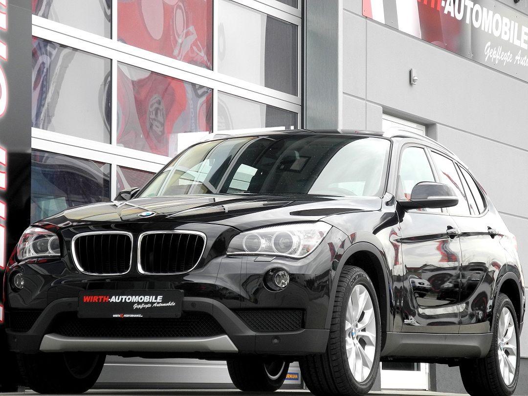 BMW  X1 sDrive 18d, Navi, Xenon, PDC, AHK