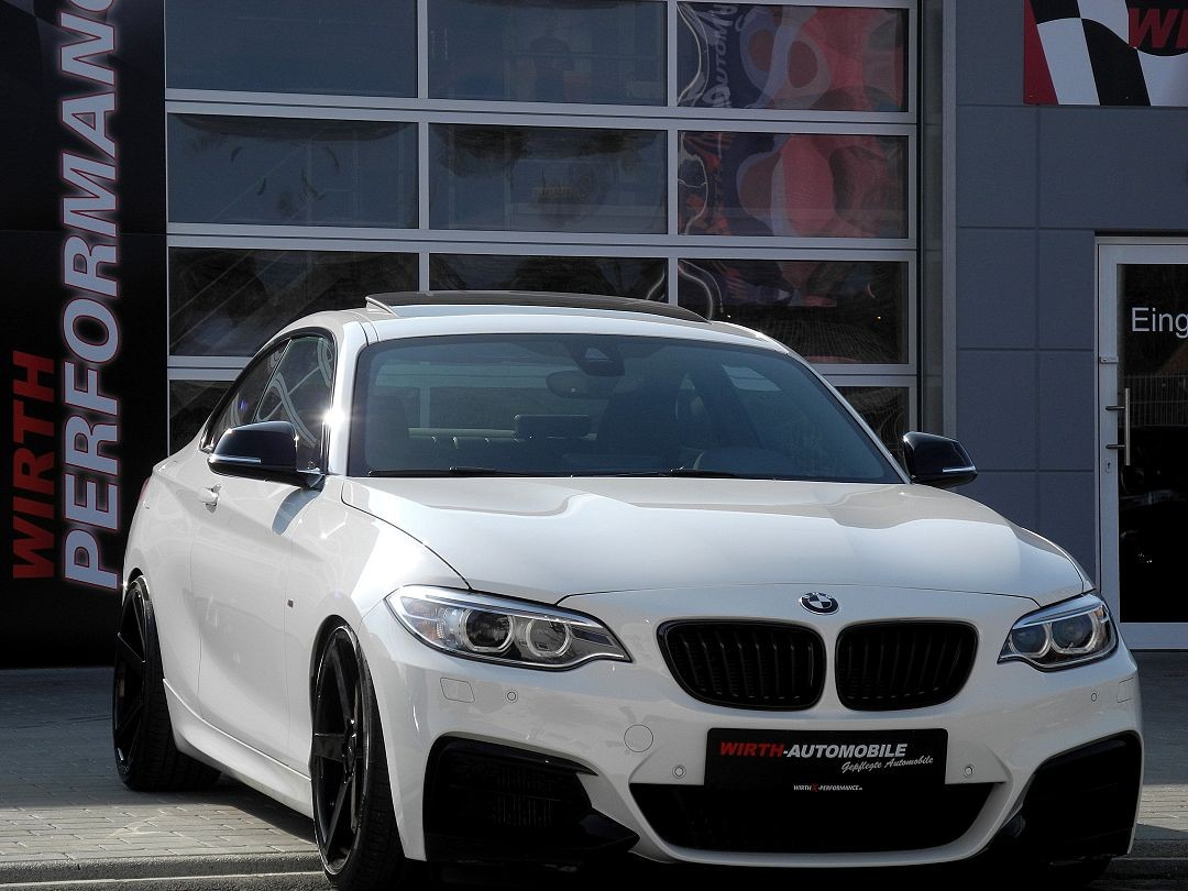 BMW M235i, Coupe, High Performance Selection