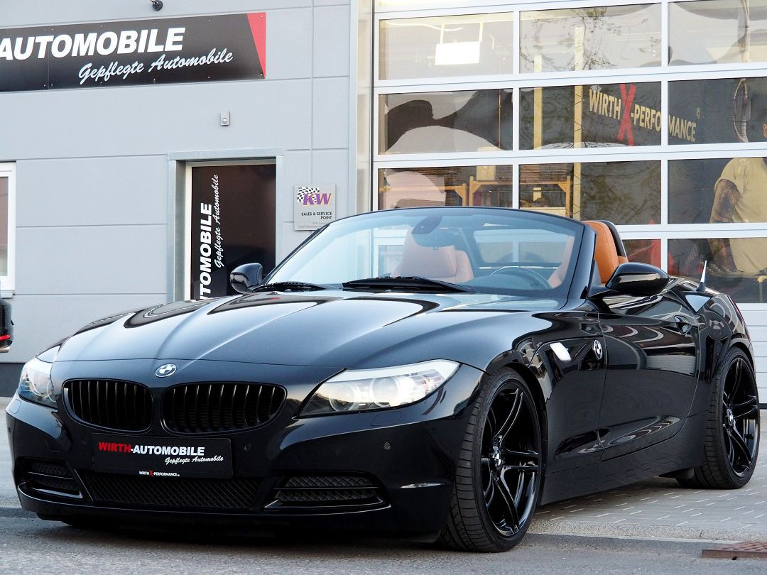 bmw z4 roadster m paket sdrive 23i xenon perf wirth. Black Bedroom Furniture Sets. Home Design Ideas