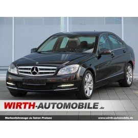 Mercedes-Benz C 200 CDI BlueEfficiency, Xenon, Leder, PDC