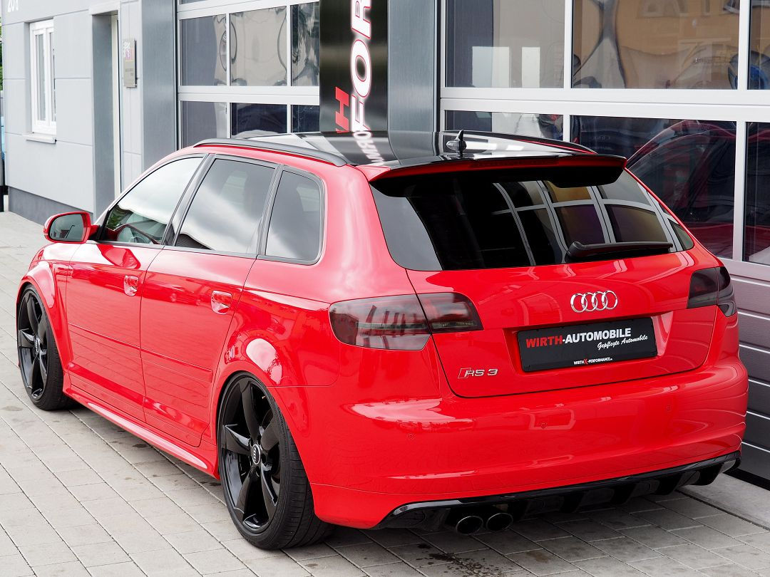 audi rs 3 sportback clubsport motorsport sitze wirth automobile. Black Bedroom Furniture Sets. Home Design Ideas