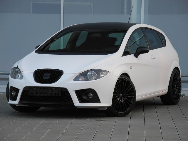 seat leon cupra fr 1 hand 19 zoll exclusive wirth automobile. Black Bedroom Furniture Sets. Home Design Ideas