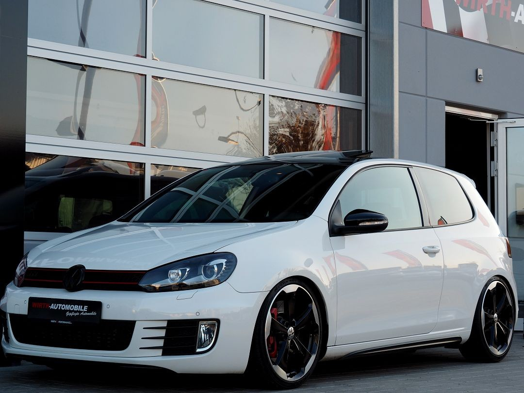 volkswagen golf vi gti shd led navi st wirth automobile. Black Bedroom Furniture Sets. Home Design Ideas