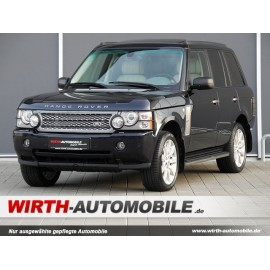 Land Rover Range Rover V8 Supercharged Vollausstattung
